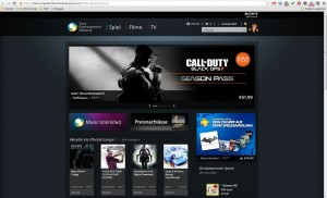 playstation store online